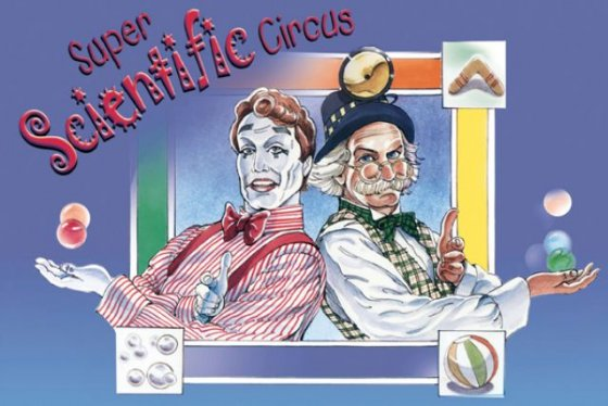 Super Scientific Circus