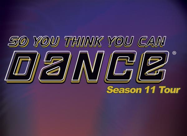 FSCJ Artist Series Presents So You Think You Can Dance Tour 2014 on November 20, 2014
