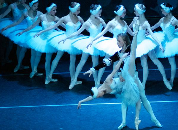 FSCJ Artist Series Presents The State Ballet Theatre of Russia - Swan Lake on January 9, 2015