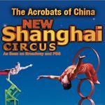 Shanghai Circus Acrobats of China