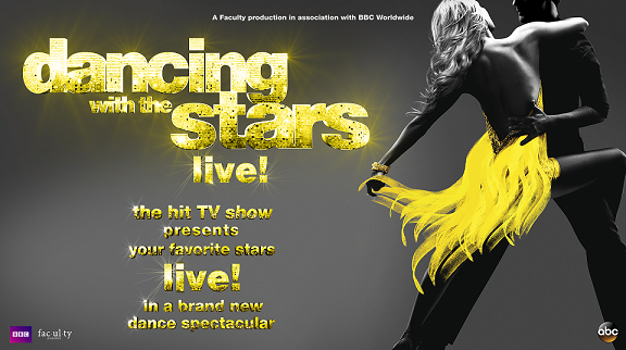 FSCJ Artist Series Presents Dancing with the Stars: LIVE! on January 4, 2015