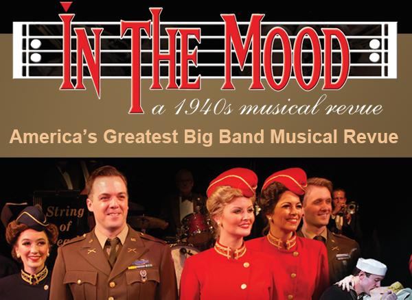 FSCJ Artist Series Presents In The Mood on February 21, 2015