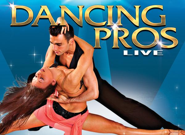 Local Guest Judge and Cast Lineup for Dancing Pros: Live in Jacksonville February 22
