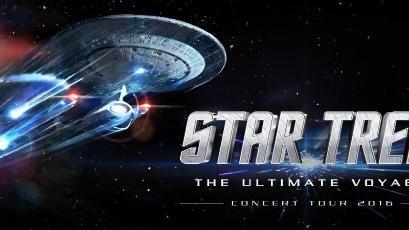 FSCJ Artist Series Presents Star Trek The Ultimate Voyage Concert Tour on January 23, 2016