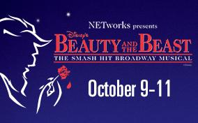 FSCJ Artist Series Presents Disney's Beauty and the Beast on October 9-11, 2015