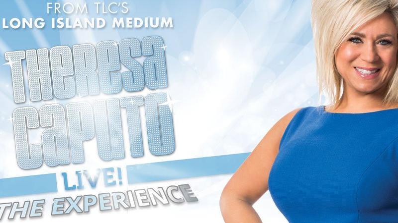FSCJ Artist Series Presents Theresa Caputo Live on January 13, 2016