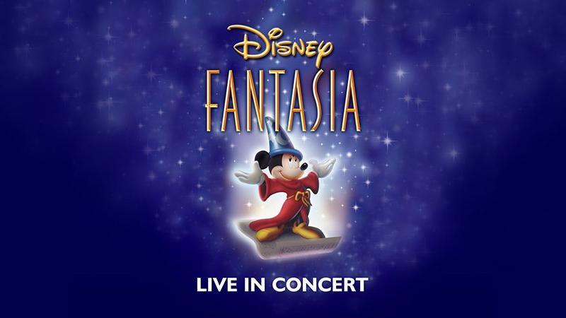 FSCJ Artist Series Presents Disney Fantasia on March 11, 2016