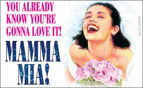 FSCJ Artist Series Presents Mamma Mia on May 6-7, 2016