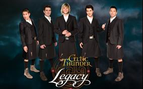 Celtic Thunder Returns With An All New Show!