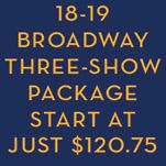 Buy a New Broadway Season Subscription