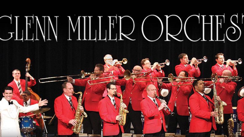 FSCJ Artist Series Presents Glenn Miller Orchestra on January 12, 2017!