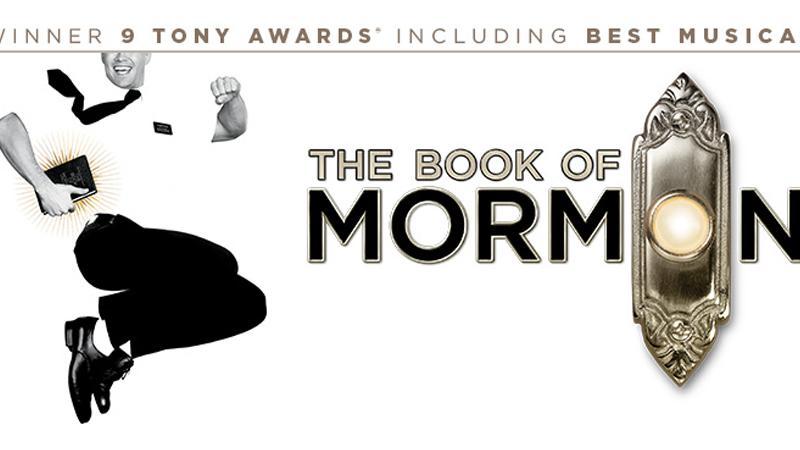 FSCJ Artist Series Presents The Book of Mormon on January 17-22, 2017!