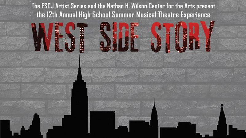 High School Summer Musical Theater Experience Returns With WEST SIDE STORY!