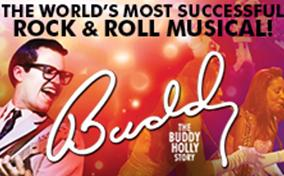 FSCJ Artist Series Presents Buddy-The Buddy Holly Story, December 2, 2017!