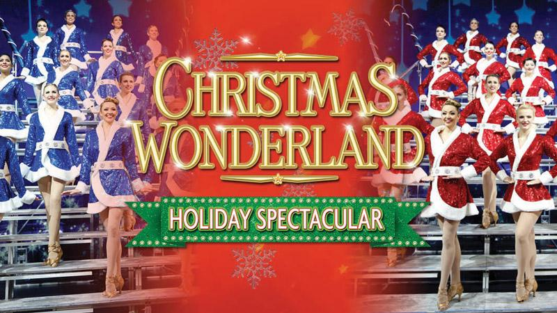 FSCJ Artist Series Presents Christmas Wonderland, December 19 at 7:30 p.m.!