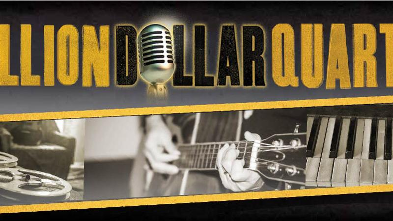 FSCJ Artist Series Presents Million Dollar Quartet, March 15 at 7:30 p.m.!