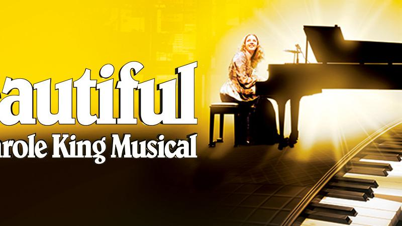 FSCJ Artist Series Presents Beautiful, The Carole King Musical, April 10-15!