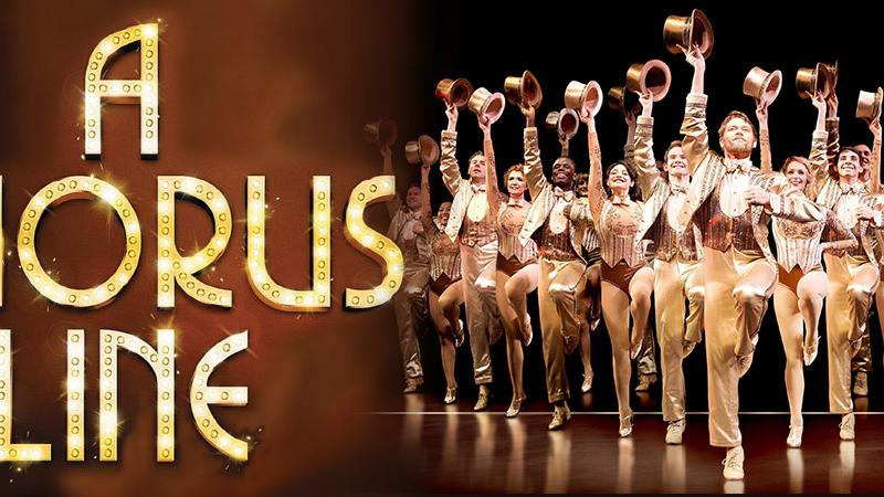 FSCJ Artist Series Presents A Chorus Line, April 28 at 8 p.m.!