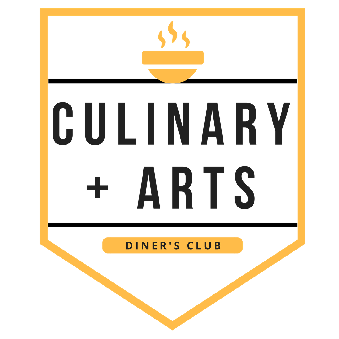 National Arts Club Dining Room: Culinary + Arts Diner's Club