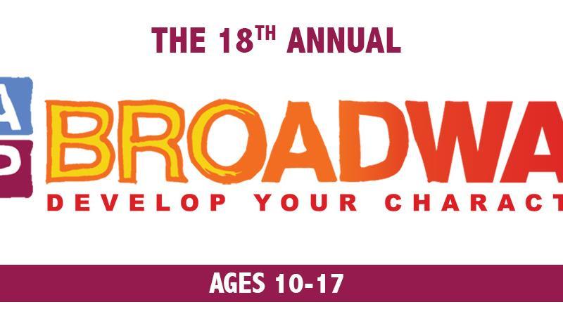 FSCJ Artist Series presents the 19th Annual Camp Broadway!
