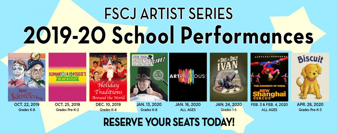 2020 Schedule K-1 19/20 School Performances Schedule   Artist Series