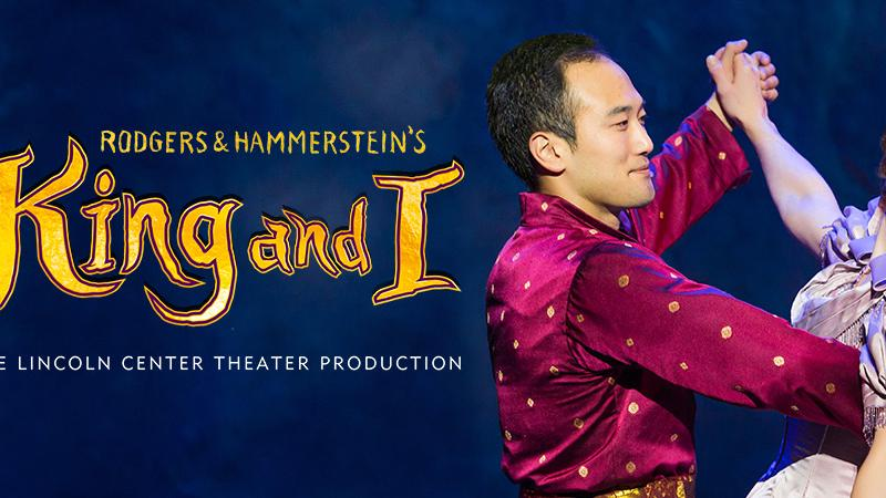 FSCJ Artist Series presents Rodgers + Hammerstein's The King And I!