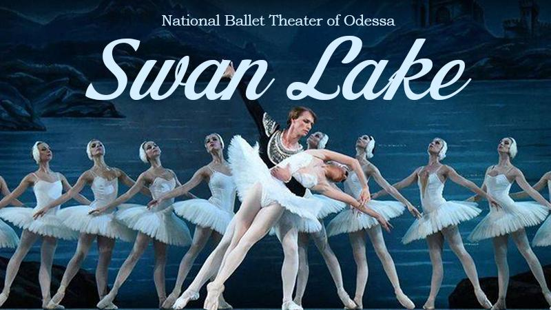 FSCJ Artist Series presents Swan Lake!