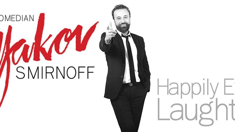 FSCJ Artist Series Presents The Happily Ever Laughter Tour Starring Yakov Smirnoff!